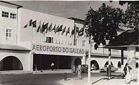 Aeroporto – Década de 50