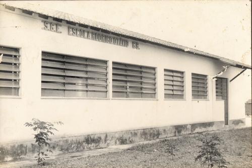 E.M Rodrigo Otávio – 1961
