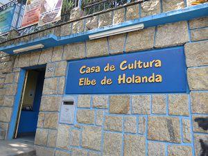 Casa de Cultura Elbe de Holanda