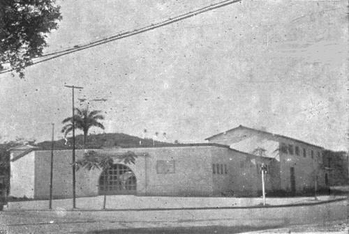 Mercado N. Sª d'Ajuda – 1952 (Cocotá)