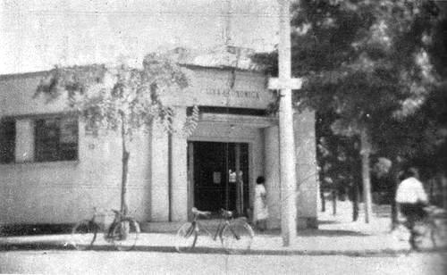Caixa Econômica (Ribeira) 1951