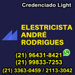 Eletricista André Rodrigues – Ilha do Governador