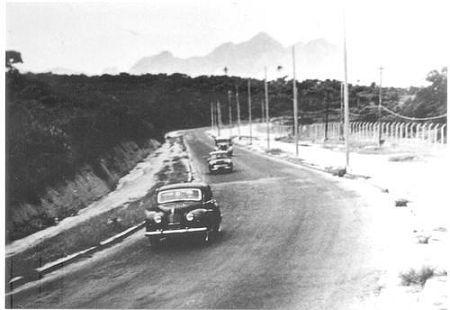 Estrada do Galeão – 1953