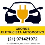 GEORGE ELETRICISTA AUTOMOTIVO ILHA DO GOVERNADOR