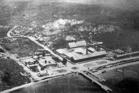 Jardim Guanabara – 1927 (Vista Aérea)