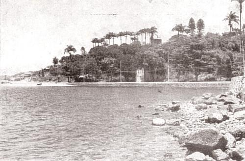 Praia do Barão 1946
