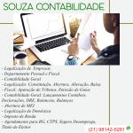 SOUZA CONTABILIDADE – Escritório de Contabilidade Ilha do Governador