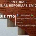 PINTOR EM GERAL LUIZ TITO – RIO DE JANEIRO