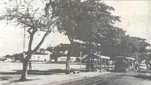 Praia da Olaria 1950
