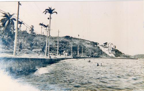 Praia do Barão 1950