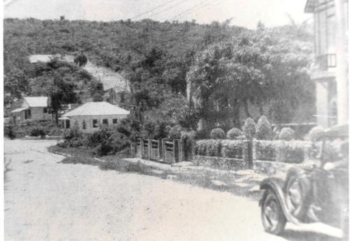 Rua Capitão Barbosa 1939