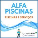 ALFA PISCINAS – PISCINAS E SERVIÇOS ILHA DO GOVERNADOR