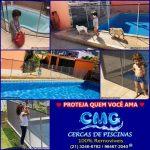 CERCA REMOVÍVEL PARA PISCINA – RIO DE JANEIRO