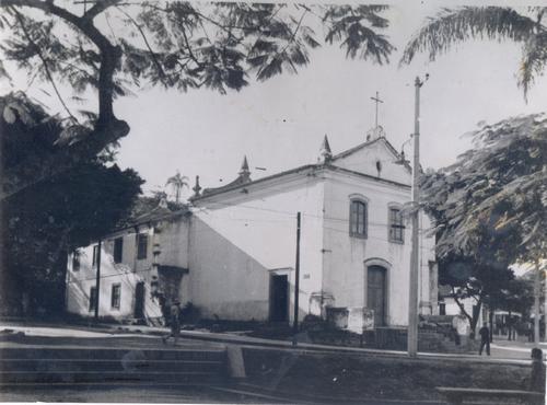 Igreja N. Sª d'Ajuda 1948