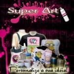 Super Art – Sublimação em Produtos