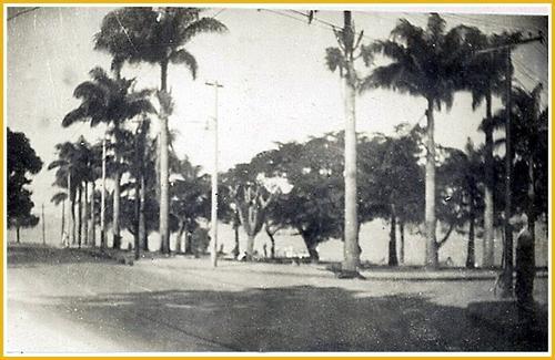 Praça Carmela Dutra – Década de 40